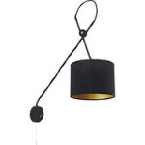 Kinkiet VIPER BLACK 6513 Nowodvorski