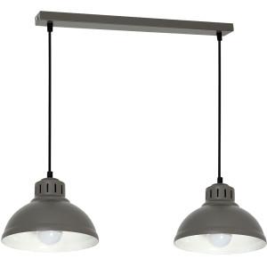 Żyrandol SVEN grey 9079 Luminex