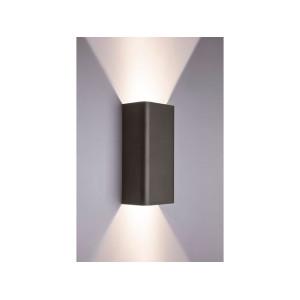 Lampa ścienna BERGEN GRAPHITE 9707  Nowodvorski