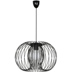 Lampa wisząca AGADIR black I zwis 5301 Nowodvorski