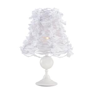 Lampa stołowa ART DECO WHITE NAMAT