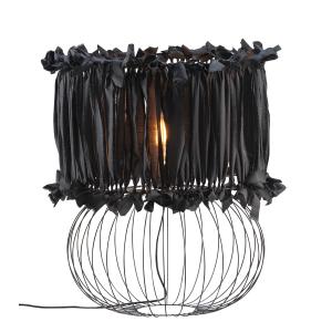 Lampa stołowa BALL ART DECO BLACK NAMAT