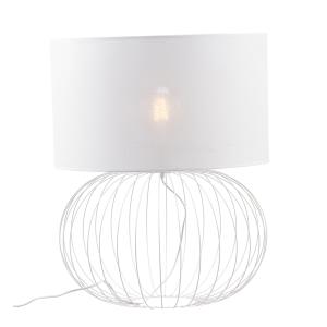 Lampa stołowa BIG BALL ART WHITE NAMAT