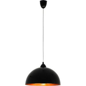 Lampa wisząca HEMISPHERE black-gold S 4840 Nowodvorski