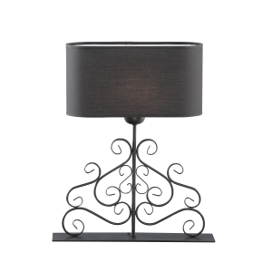 Lampa stołowa PARA ART BLACK NAMAT