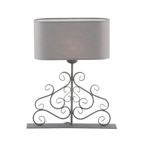 Lampa stołowa PARA ART GRAY NAMAT